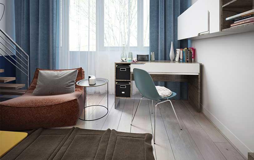 Transformez une chambre denfant en chambre dado